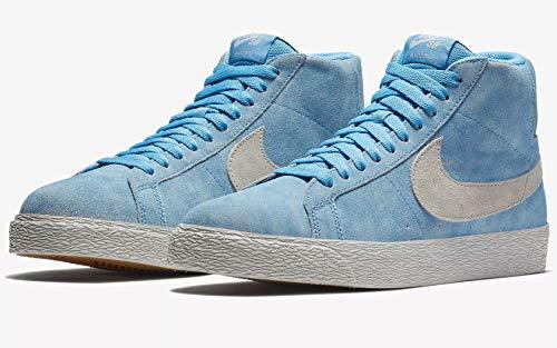 Blazer habanero 864349 Light SB NIKE Sneakers MID Fashion University Zoom Bone Red Blue Mens qfwaUEp