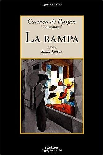 Resultado de imagen de LA RAMPA CARMEN DE BURGOS