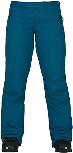 Burton Women's Society Pants, Jaded, (Burton Women Snowboard Pants)