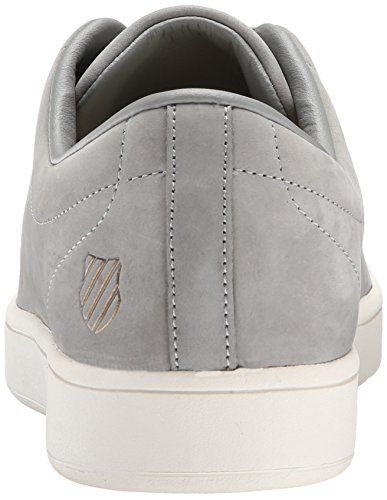 K-swiss Mens Washburn Mode Gymnastik Neutral Grå / Mås Grå / Stjärna Vit