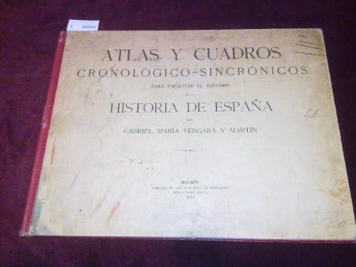 ATLAS Y CUADROS CRONOLOGICO - SINCRONICOS PARA FACILITAR EL ...