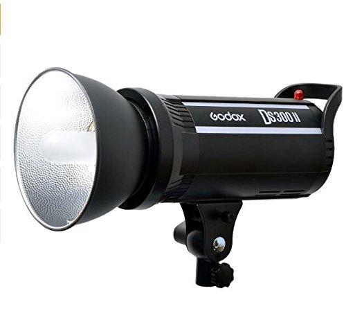 Godox DS300II 300W Studio Strobe Flash Light, 110V 2.4G Wireless X System Strobe Lighting Lamp Bowens Mount Monolight
