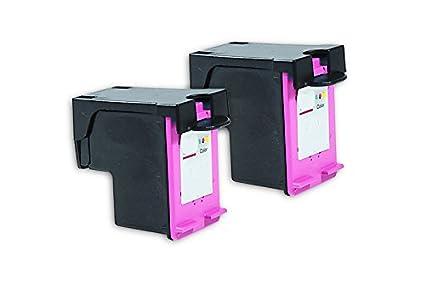 Pack Promo cartucho de tinta Impresoras HP (2 x) 2 unidades ...