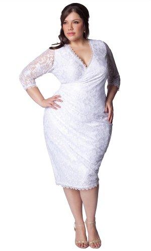 IGIGI Women's Plus Size Gisela Wedding Dress 12