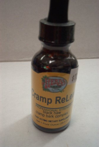 Herbs Etc - Cramp ReLeaf Professional Strength - 1 oz. CLEARANCE PRICED by Herbs Etc.