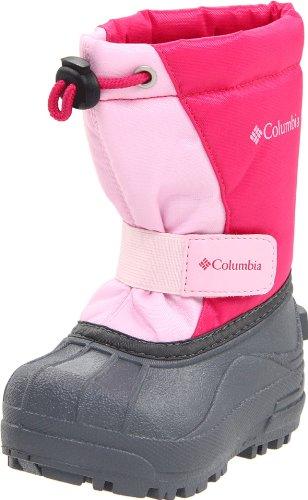 Columbia Sportswear Powderbug Plus Winter Boot (Toddler/Little Kid/Big Kid) - stylishcombatboots.com