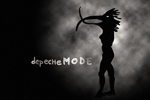 Depeche Mode Faith and Devotion Black-White Poster 24x36