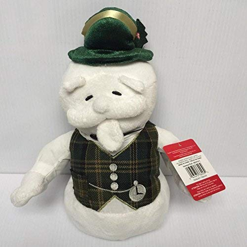 Rudolph the Red-Nosed Reindeer Sam the Snowman 12 inch Plush doll