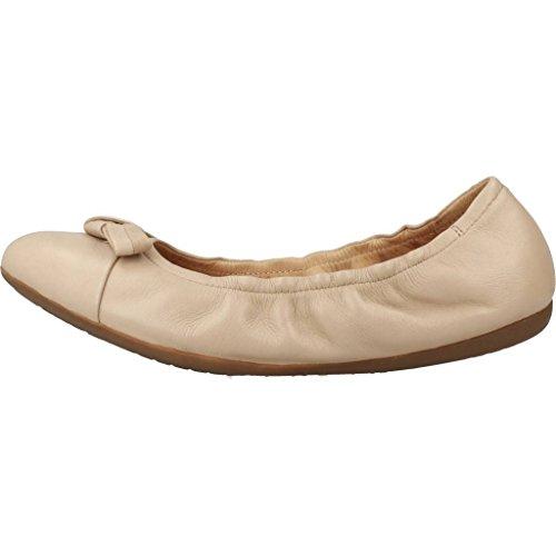 GEOX Zapatos bailarina para mujer, color Hueso, marca, modelo Zapatos Bailarina Para Mujer D LOLA 2FIT Hueso