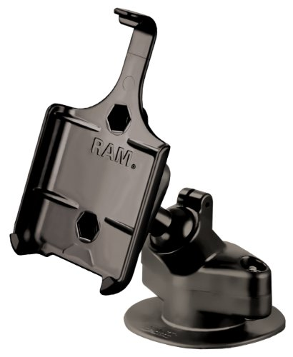 RAM Mounting Systems RAP-SB-178-AP7U Snap-Link Flex Dashboard Mount for Apple iPod Touch 2nd Generation and 3G (3rd Generation)