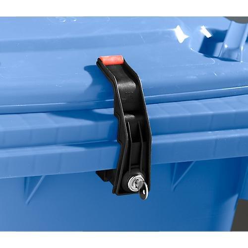 #Mülltonnenverriegelung, 60 – 360 Liter#