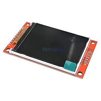 HiLetgo 2 2 inch QVGA 240 * 320 TFT LCD Display Shield Touch Panel ILI9341  4-Wire Serial Port Module for Arduino UNO MEGA 51/AVR/STM32/ARM/PIC