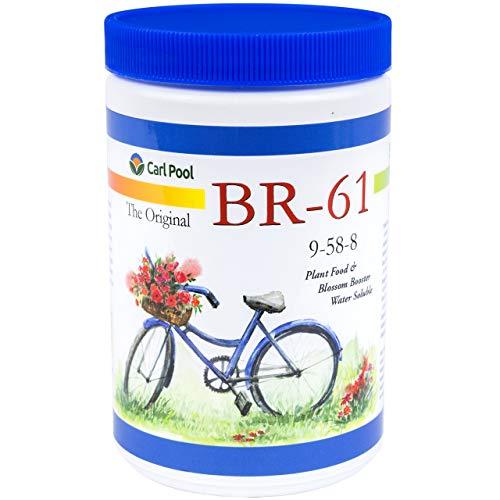 BR-61 Plant Food 8oz 9-58-8 (Best Fertilizer For Plumeria)
