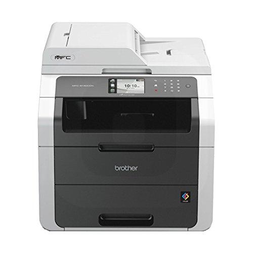 MFC-9140CDN - Network colour multifunction LED laser printer