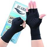ZCARE Copper Arthritis Compression Gloves, High
