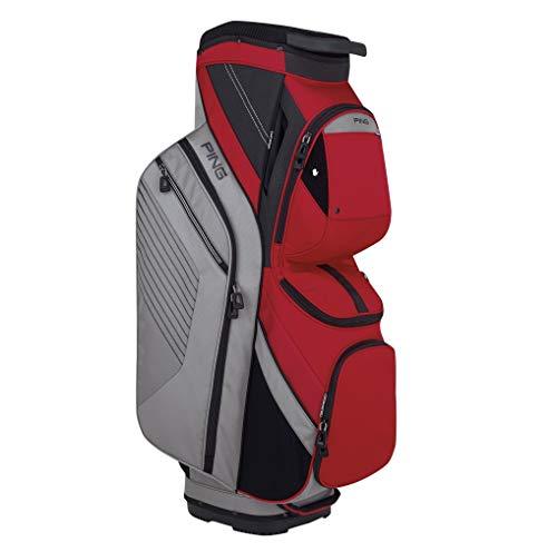 (Ping Golf- Traverse Cart Bag)