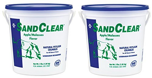 (Sandclear Psyllium Fiber For Horses )