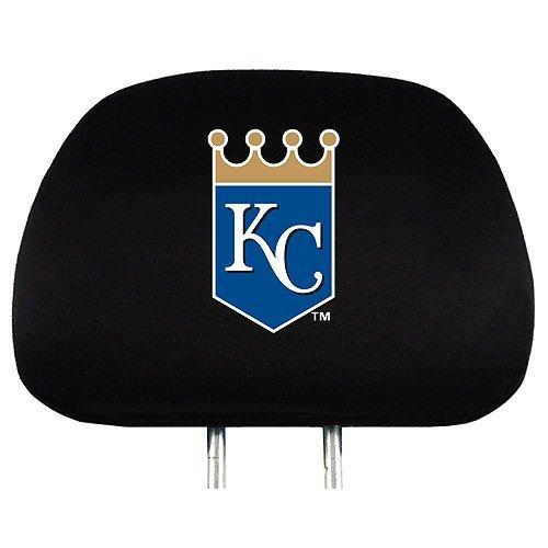 MLB Kansas City Royals Head Rest Covers,