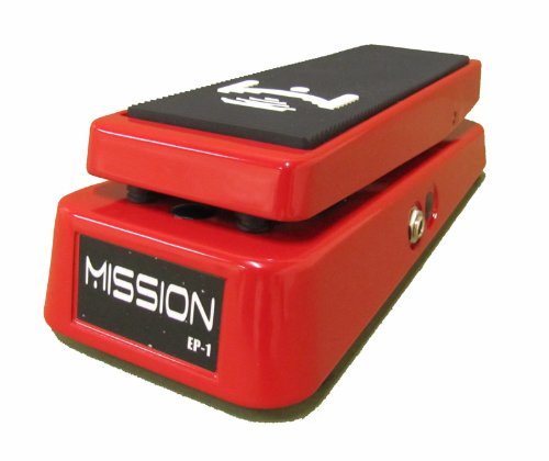 (Mission Engineering EP-1 Expression Pedal - red)