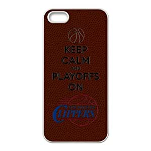 personalized Los Angeles Clippers Scratch-Resistant Case Soft TPU Skin for iphone 5/5s Cover