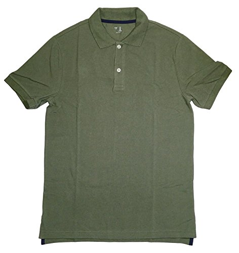 r Polo Shirts (M, Olive) ()