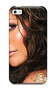 Christmas Gifts 5c Scratch-proof Protection Case Cover For Iphone/ Hot Brooke Burke 72 Phone Case