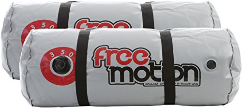FreeMotion Twin V 350lb (Pair) Ballast Bags