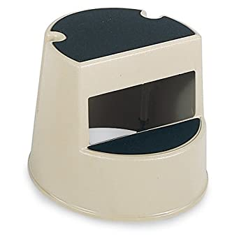 Rubbermaid Plastic Step Stool - 16X13u0026quot; ...  sc 1 st  Amazon.com & Amazon.com: Rubbermaid Plastic Step Stool - 16X13