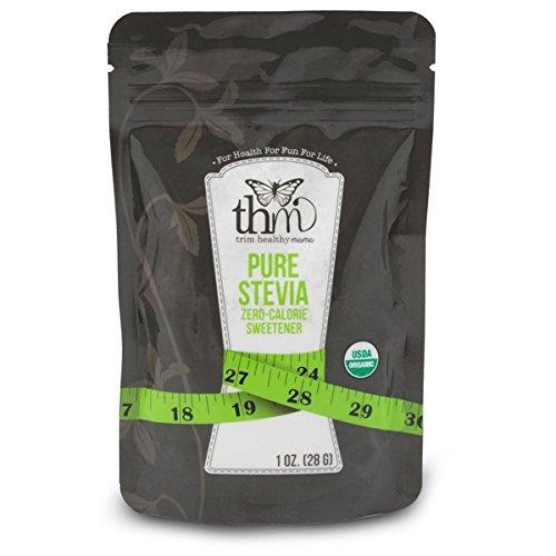 Trim Healthy Mama Pure Stevia Non-GMO Zero Calorie Natural Sweetener 1 Oz