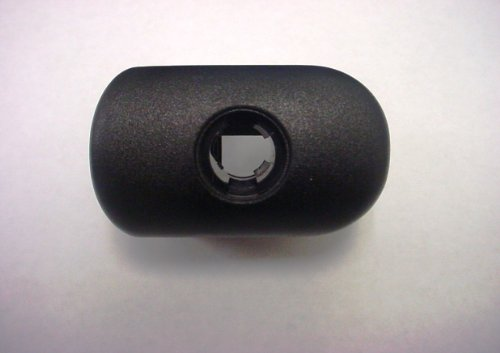VW GOLF JETTA CABRIO GLOVE BOX LATCH HANDLE BLACK