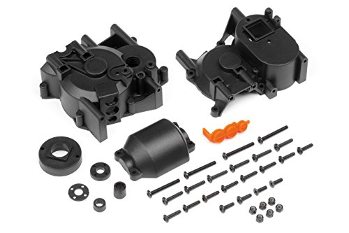 HPI Racing 109448 Center Gear Box Set, for The Savage XL