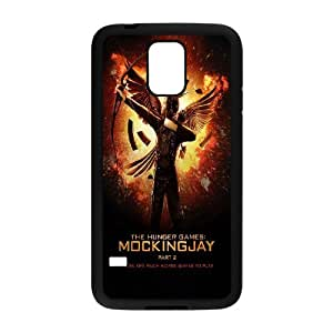Character Phone Case The hunger games For Samsung Galaxy S5 NC1Q02834