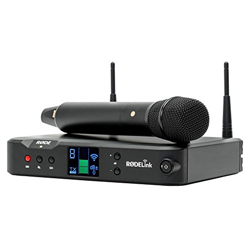 Rode RODELink Performer Kit Digital Wireless Audio System for Vocal Performance