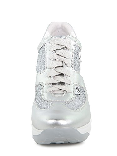 RUCOLINE 1800 83398 argento Donna Sneakers z4pzwCq