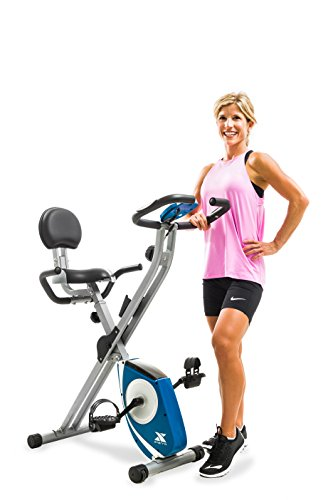 XTERRA Fitness FB350 Folding Exercise Bike, Silver by XTERRA Fitness (Image #10)