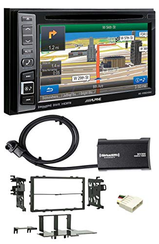 Alpine Bluetooth Receiver w/Navigation/GPS/DVD/XM for 1997-1999 Acura CL