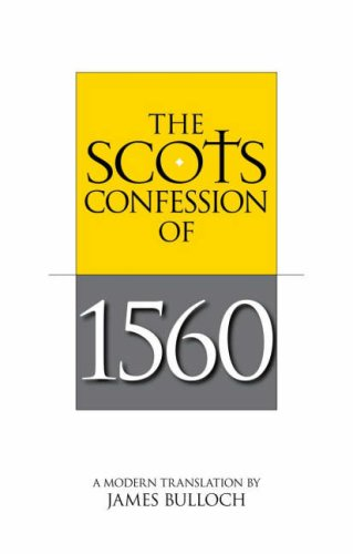 Scots Confession of 1560