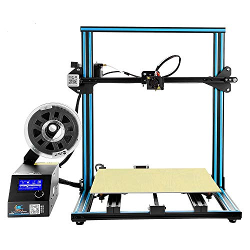 Creality CR-10S S4 3D Printer with Filament Monitor Dual Z Axis Large Printing Size 400x400x400mm 1.75mm Filament DIY 3D…