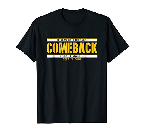 It Was 20-0 Chicago Comeback Green Bay Football