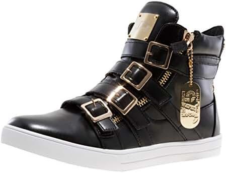 J75 by Jump Men's Zealot High-Top Fashion Sneaker