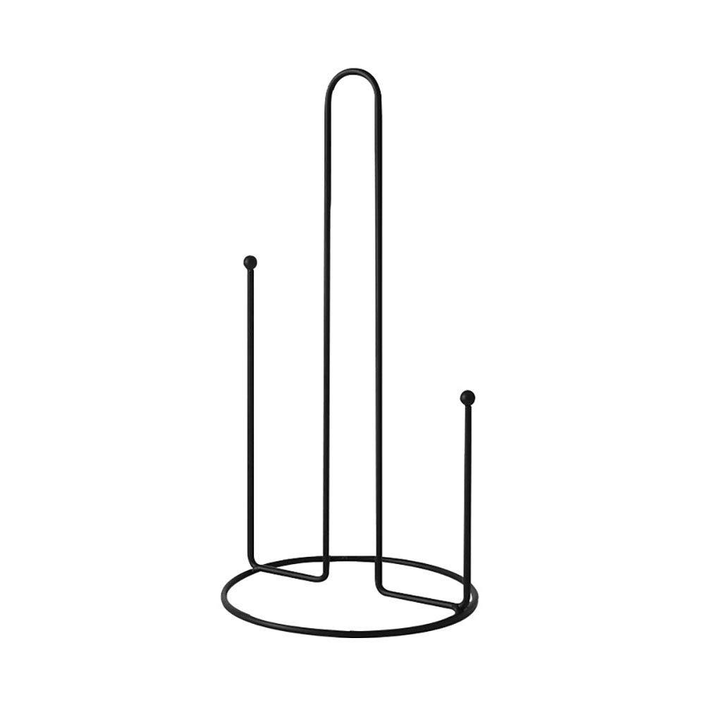 Porta Carta Da Cucina Portarotolo Cucina//Bagno//Soggiorno Acciaio Inossidabile Verticale