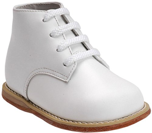 8190 Walker Dress Shoes Baby Josmo Leather White v7xwwE