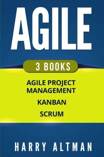 Agile  The Bible  3 Manuscripts   Agile Project Management  Kanban   Scrum