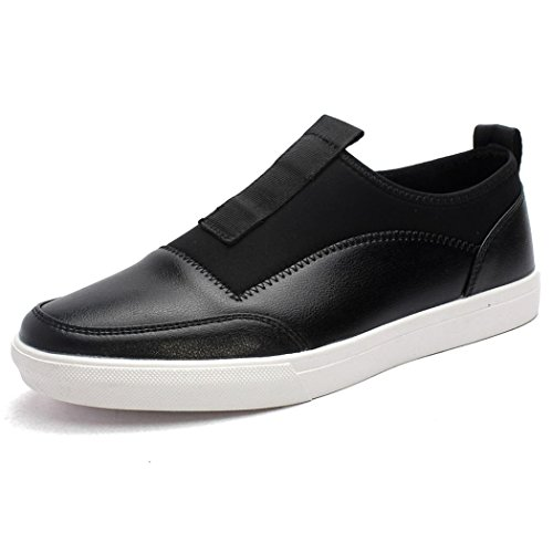 hydne-mens-fashionable-casual-simple-comfortable-flat-vintage-shoes43-m-eu-95-dm-usblack