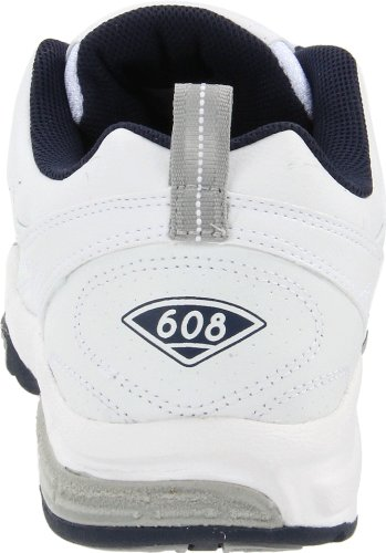 New Mens Cushioning Balance Silver 608 X With White amp; training Shoes Blue r56rqwntW