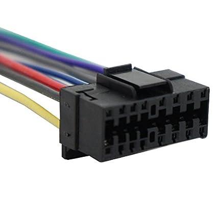 amazon com newpowergear stereo radio receiver wire harness cable rh amazon com sony cdx-g3150up wiring harness diagram sony cdx-gt660up wiring harness