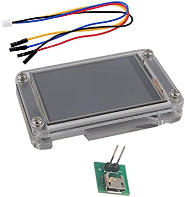 Amazon.com: Nextion - Módulo LCD con pantalla táctil HMI ...