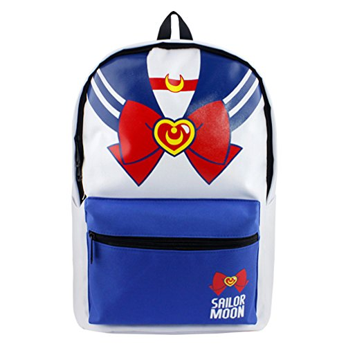 YOYOSHome Japanese Anime Cartoon Cosplay Bookbag College Bag Backpack School Bag (Sailor Moon)