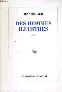 Des hommes illustres, Rouaud, Jean