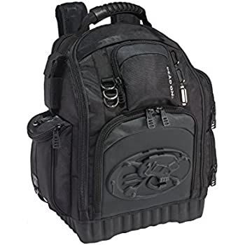 Milwaukee Ultimate Jobsite Backpack, Constructed of 1680D